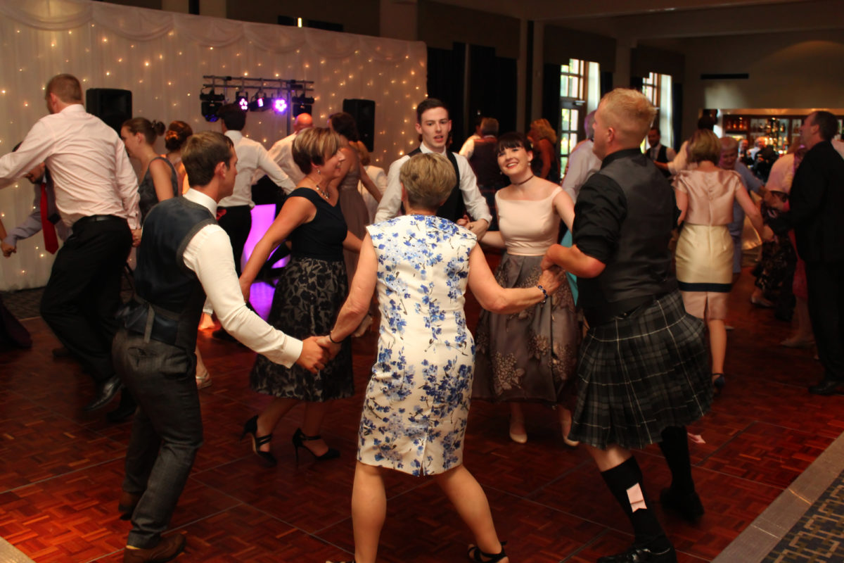 Easterbrook Hall Ceilidh DJ Dumfries