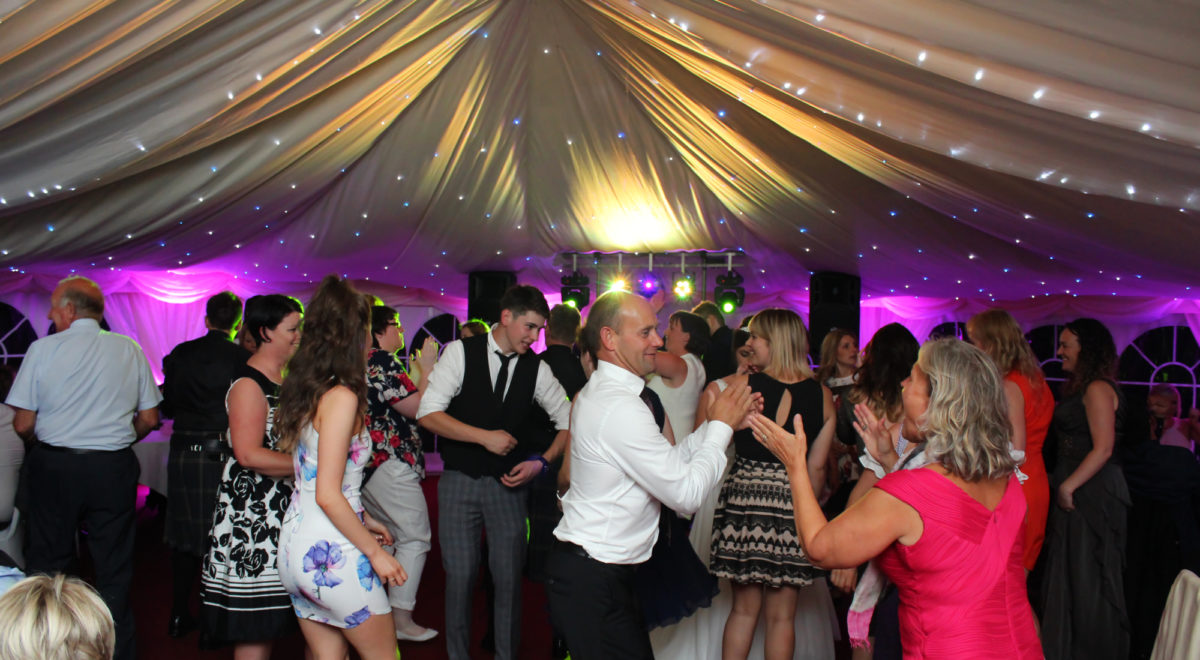 Friars Carse Wedding DJ