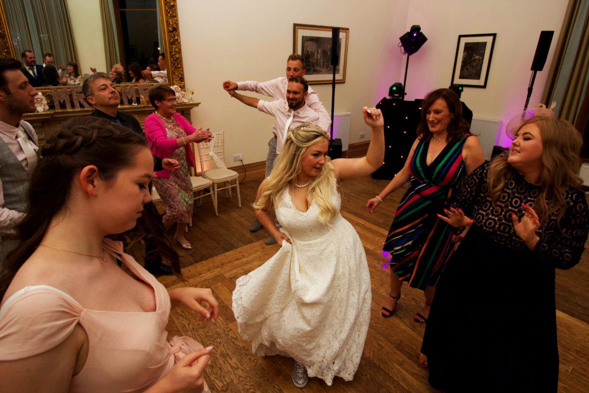 Wedding DJ Springkell