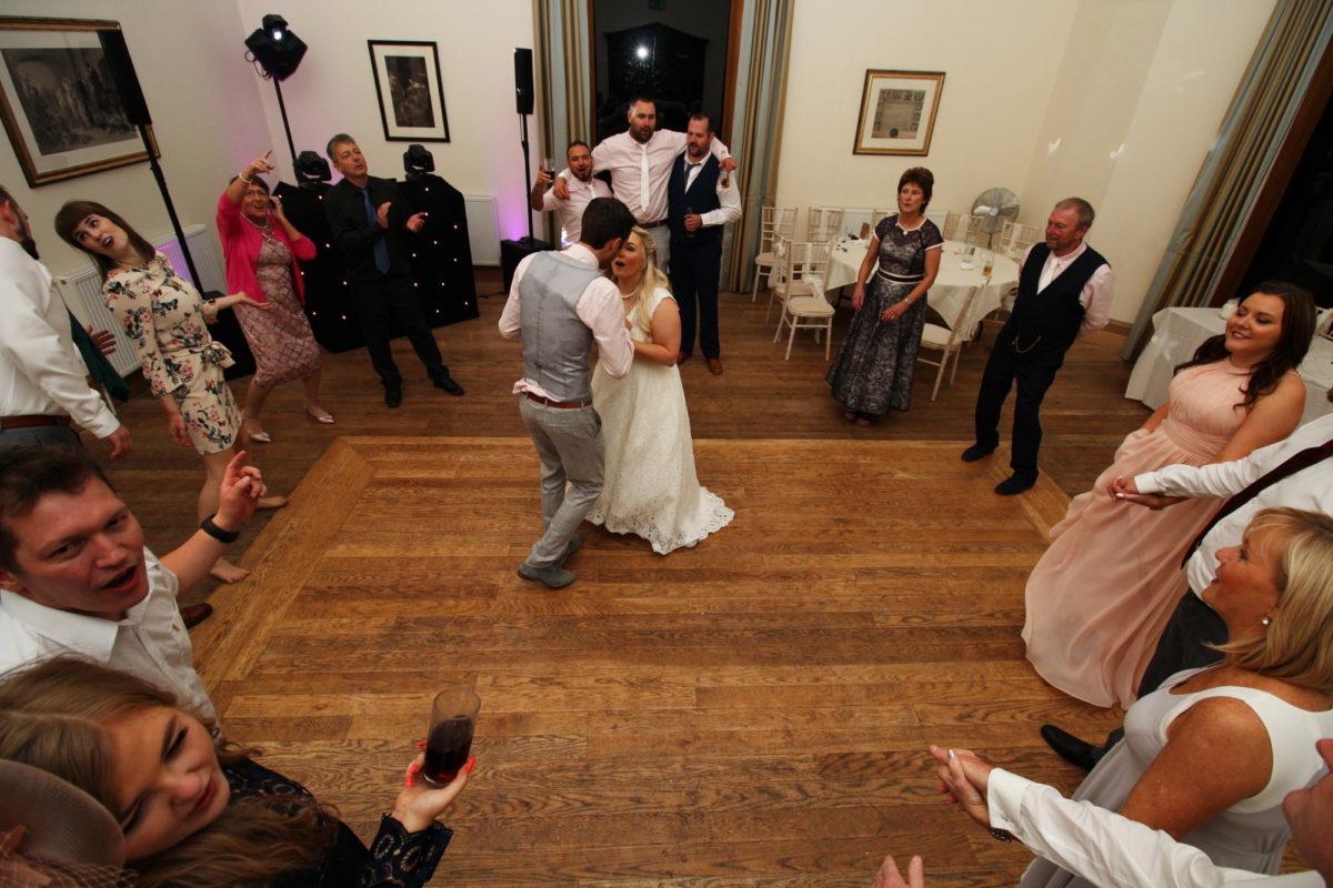 Wedding Disco Springkell