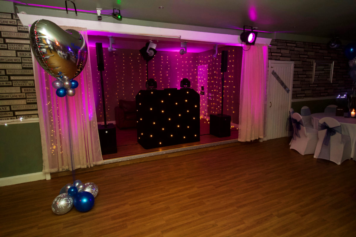 DJ and Disco in Castle Douglas