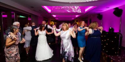 Hetland Hall Hotel Wedding Ceilidh Dumfries