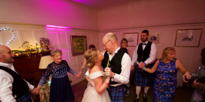 Knockinaam Portpatrick Wedding