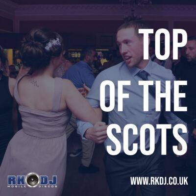 Top of the Scots Spotify Playlist