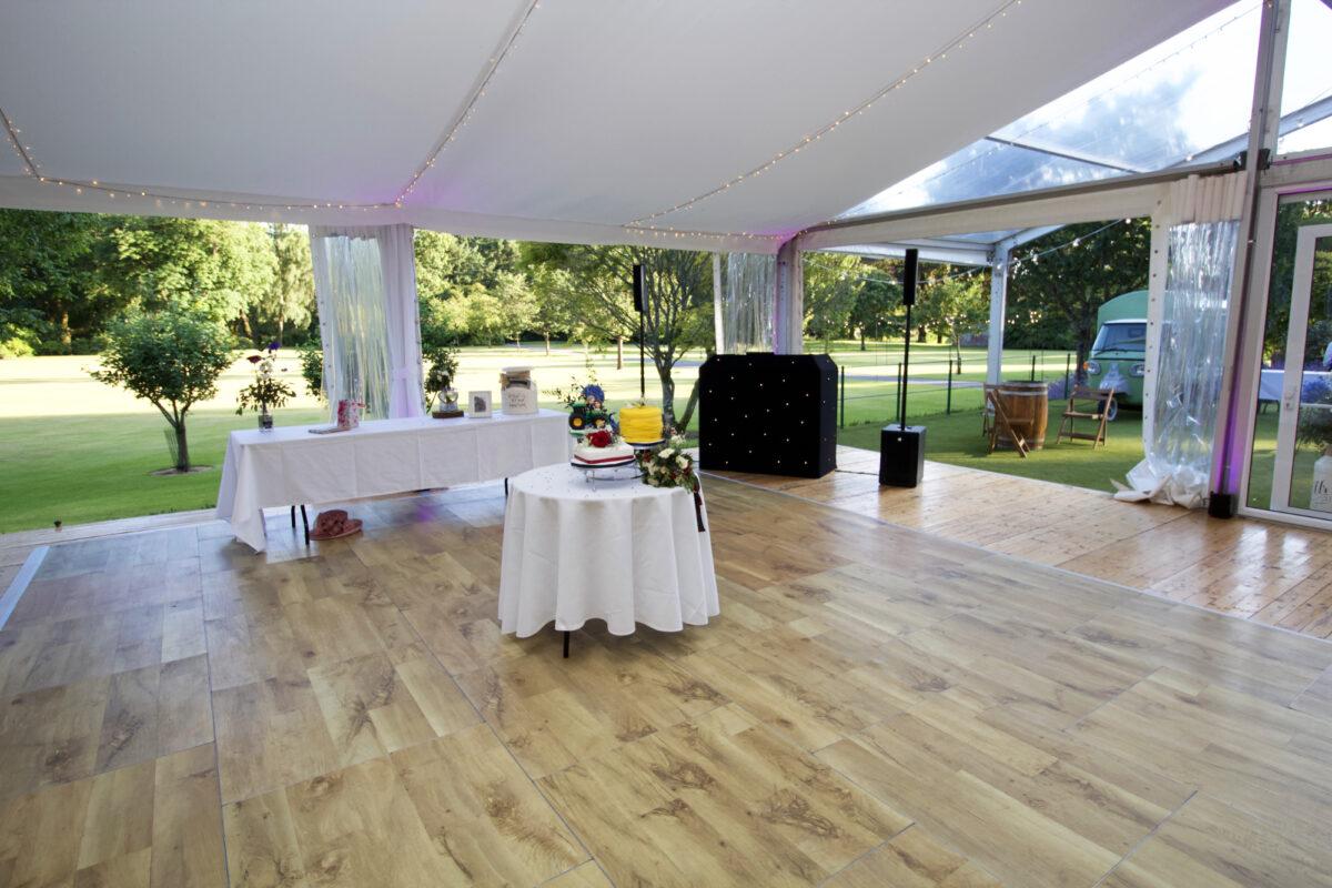 Dalswinton Wedding DJ