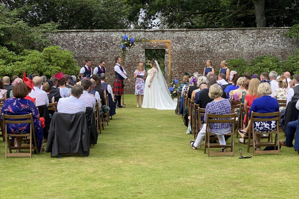 Dalswinton Weddings Dumfries