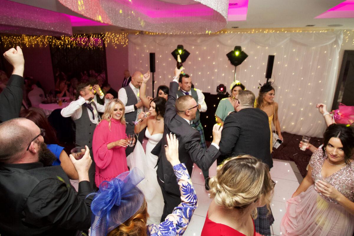 Hetland Hall Wedding DJ