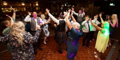 Wedding DJ at Cairndale