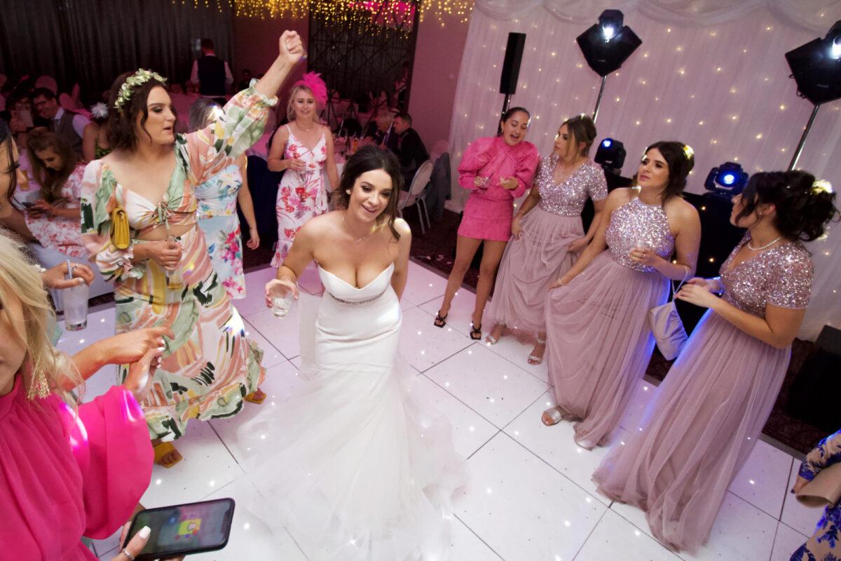 Bride at Hetland Hall
